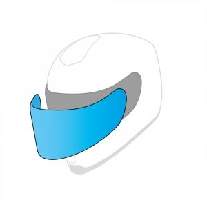 Motorhelm Vizier FS-MAX by HJC