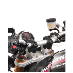 Motoraccessoires Stuurv. 30mm 28mm stuur by SW Motech