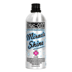 Accessoires de moto Miracle Shine Polish 500ml by Muc-off
