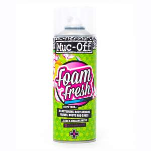 Onderhoudsproducten Helmet Foam Fresh 400ml by Muc-off