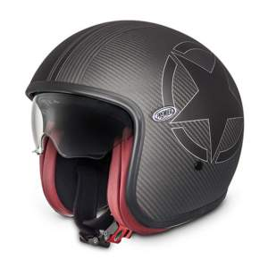 Helmets Vintage Carbon Star by Premier
