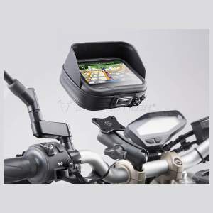 Univ. GPS Kit 22/28mm + Tas by SW Motech