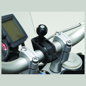 Motoraccessoires Universele GPS Bal klem kit 22 by SW Motech