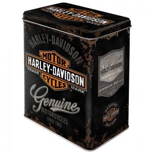 Geschenken Voorraaddoos Genuine by Harley Davidson