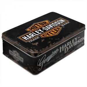 Gifts Voorraaddoos Genuine Flach by Harley Davidson
