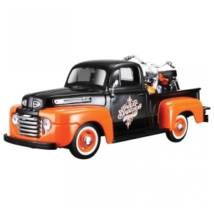 Gifts Auto Ford Pick Up  by Harley Davidson
