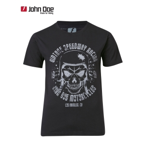 Vêtements de moto Skull by John Doe