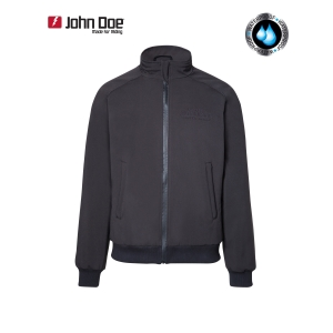 Vêtements de moto Softshell Jacket Signature by John Doe