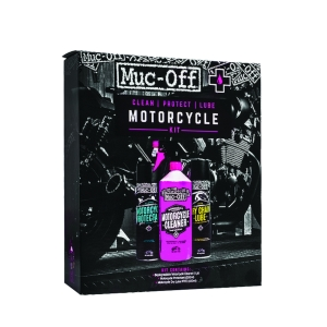 Accessoires de moto Clean Protect & Lube Kit by Muc-off
