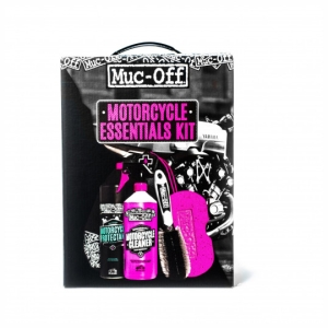 Accessoires de moto Bike Care Essentials Kit by Muc-off