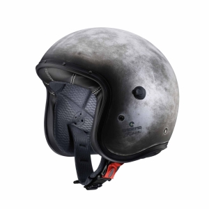Motorhelmen Jet Freeride Iron by Caberg