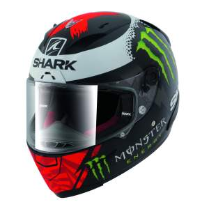 Motorhelm Race-R Pro Lorenzo Monster by Shark