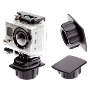 GPS / GSM 25mm Flat Surface ActionCamera by Ultimate Addons