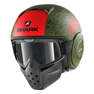 Motorhelmen Drak Tribute by Shark