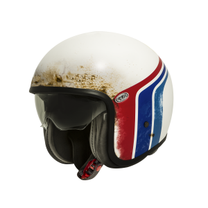 Helmets Vintage Jet Old White by Premier