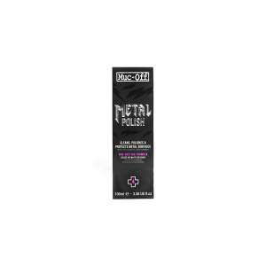 Accessoires de moto Metal Polish 100ml by Muc-off