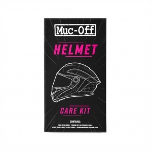 Onderhoudsproducten Helmet Care Kit by Muc-off