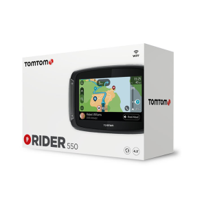 GPS / GSM TomTom Rider 550 World by TomTom
