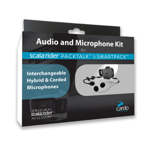 Communicatie Audio Kit Cardo Packtalk/Smart by Scala