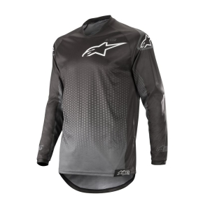 Motocross Racer Graphite Jersey by Alpinestars
