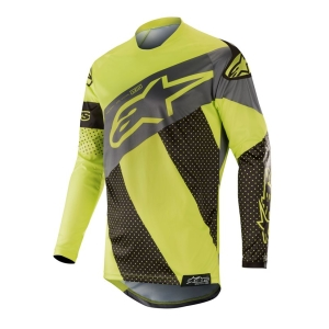 Motocross Racer Tech Atomic Jersey by Alpinestars