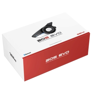 Communication Sena 20S EVO Bluetooth by Sena