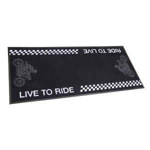 Tapijt Live to Ride 95x210 by DIVWP