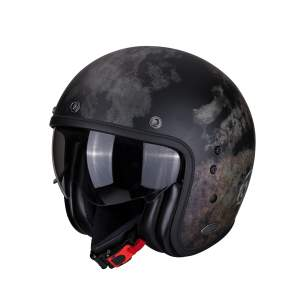Motorhelm Belfast Tempus by Scorpion