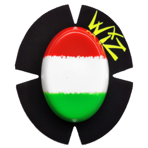 Motorcycle clothing Wiz Italian Flag by WIZ