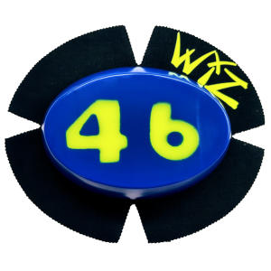 Motorcycle clothing Wiz Number 46 VIZ by WIZ