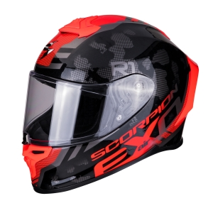 Motorhelm EXO R1 Air Ogi by Scorpion