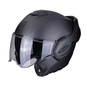 Motorhelm EXO Tech Solid by Scorpion