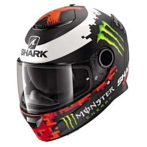 Casques de moto Spartan 1.2 Lorenzo Mat M by Shark