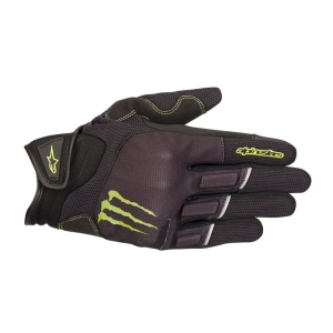 Motorcycle gloves Raid by Alpinestars