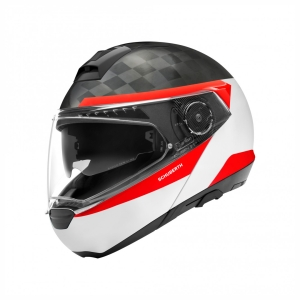 Casques de moto Helm C-4 Pro Carbon Delta by Schuberth