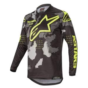 Motorcycle clothing Racer Tactical Jersey by Alpinestars