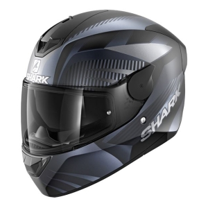 Motorhelm D-Skwal 2 Mercurium by Shark