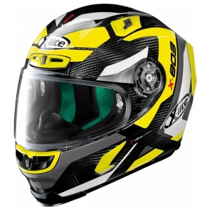 Casques de moto X-803 Ultra Carbon Mastery by X-Lite