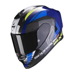 Motorhelm EXO R1 Air Halley by Scorpion