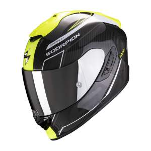 Motorhelm EXO 1400 Air Carbon Beaux by Scorpion