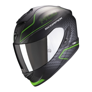Motorhelm EXO 1400 Air Galaxy by Scorpion