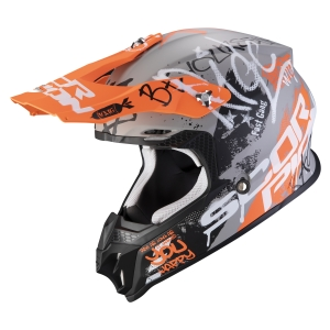 Motorhelm VX-16 Air Oratio by Scorpion