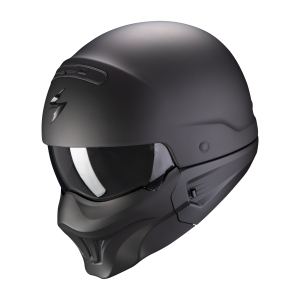 Casques de moto EXO Combat EVO Solid by Scorpion