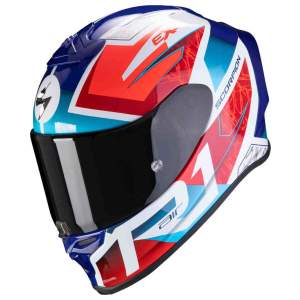 Motorhelm EXO R1 Air Infini by Scorpion