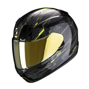 Casques de moto EXO 390 Beat by Scorpion
