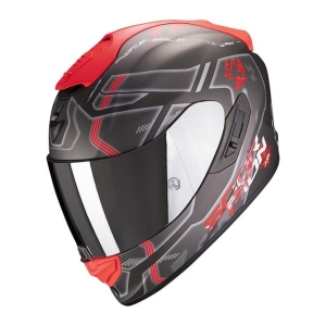 Motorhelm EXO 1400 Air Spatium by Scorpion