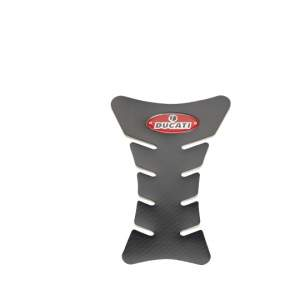 Motorcycle accessories Tankpad Carbon Ducati by Booster