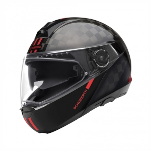 Motorcycle helmets C-4 Pro Carbon Fusion by Schuberth