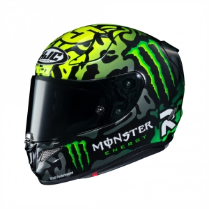 Motorcycle helmets RPHA 11 Crutchlow Spec. 1 by HJC