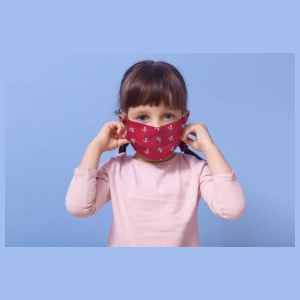 Motorkledij Mondmasker Marinella Kids by Had